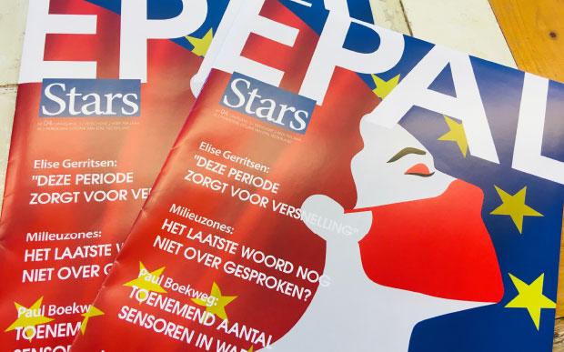 EPAL Stars magazine